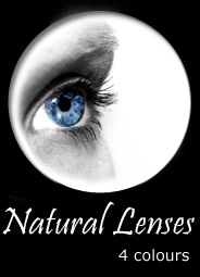Marmalade Park's Natural Contact Lenses